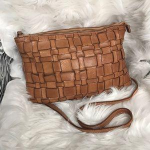 Costanza Rota Leather Crossbody Bag Purse